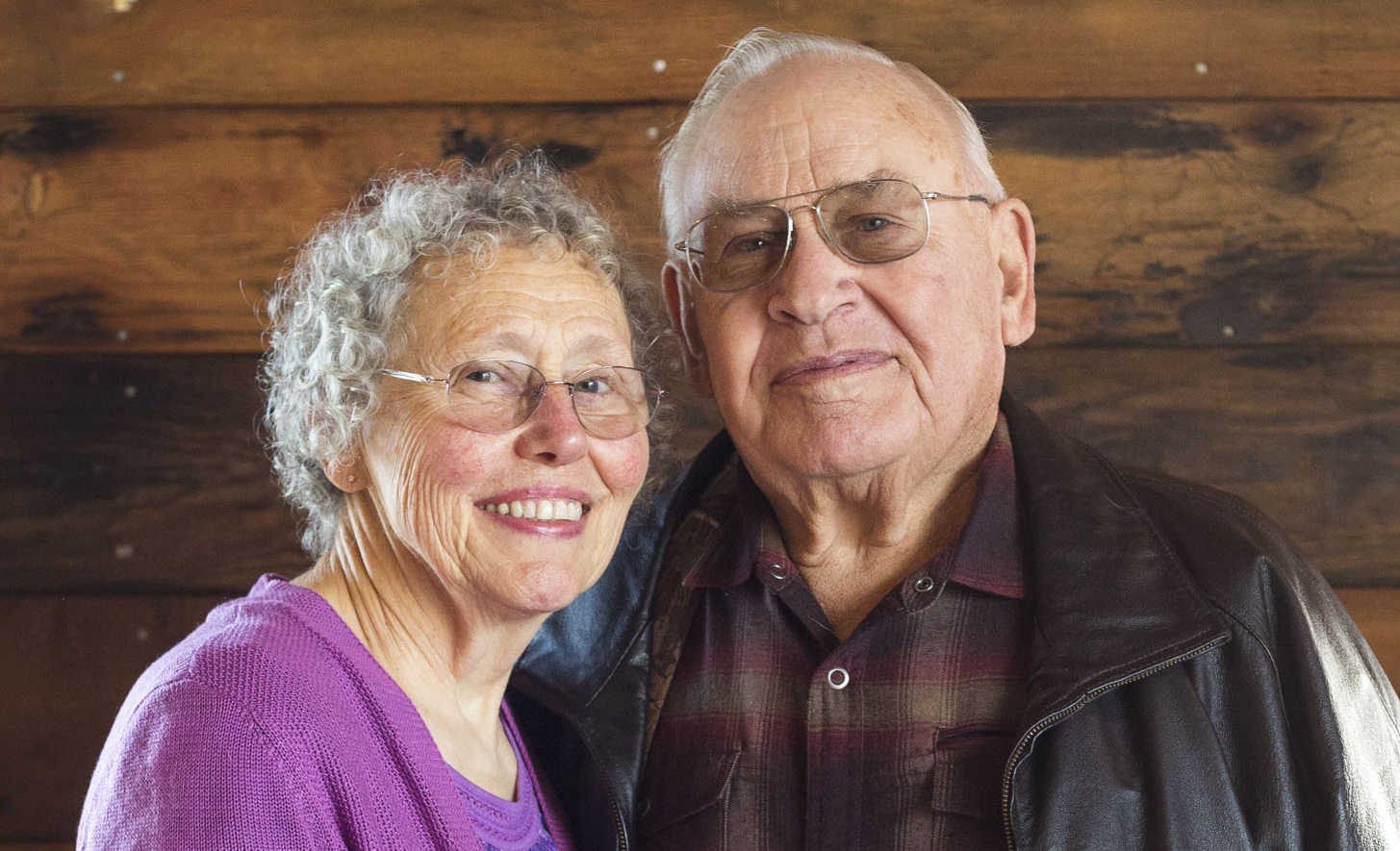 John and Diane Rickenbach