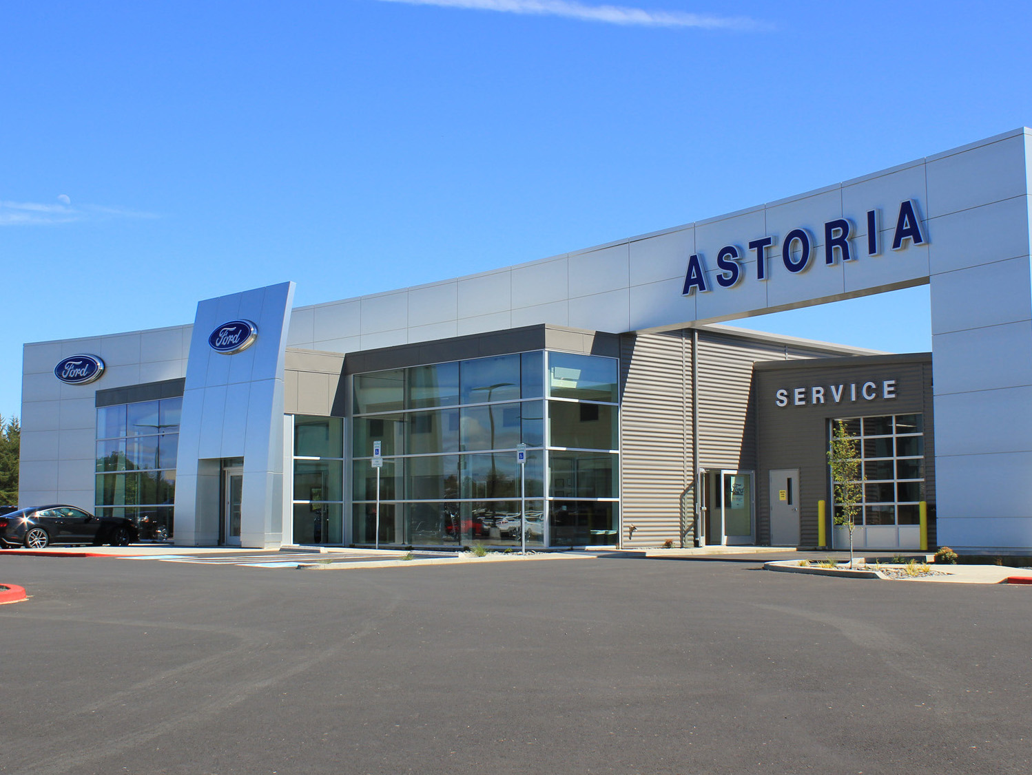 Astoria Ford